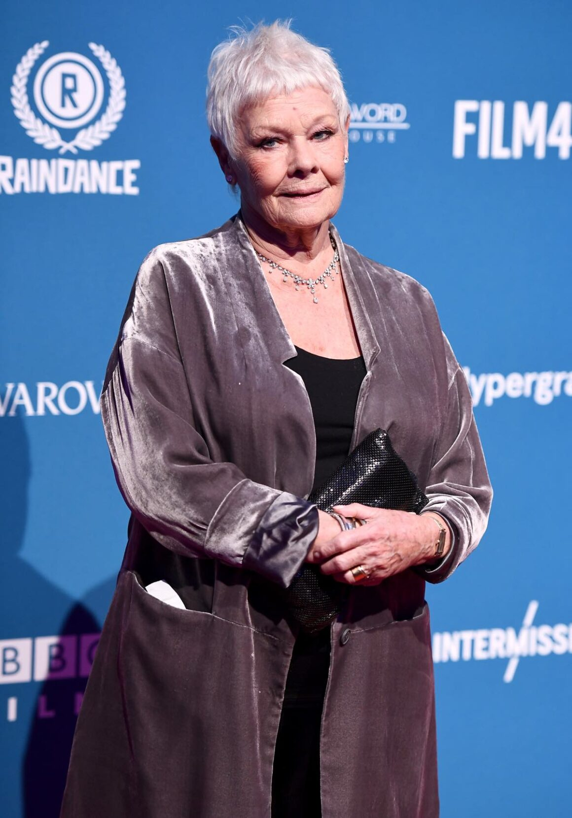 Dame Judi Dench The 21st British Independent Film Awards - Red Carpet Arrivals