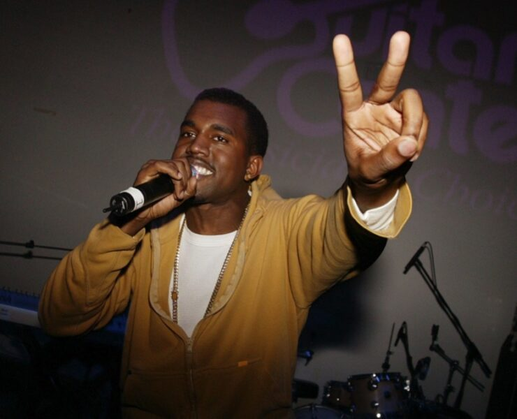 Kanye West The Fader 20 Pop Life Party