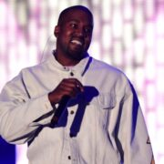 Kanye West at 2016 Coachella Valley Music And Arts Festival - Weekend 1 - Day 1