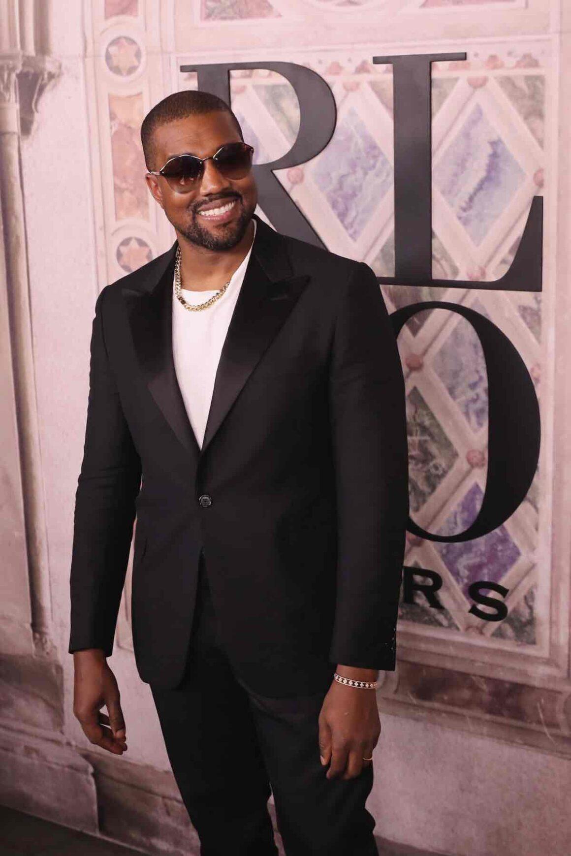 Kanye West Ralph Lauren - Arrivals - September 2018 - New York Fashion Week