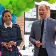 The Duke and Duchess of Cambridge Visit Queen Elizabeth Hospital