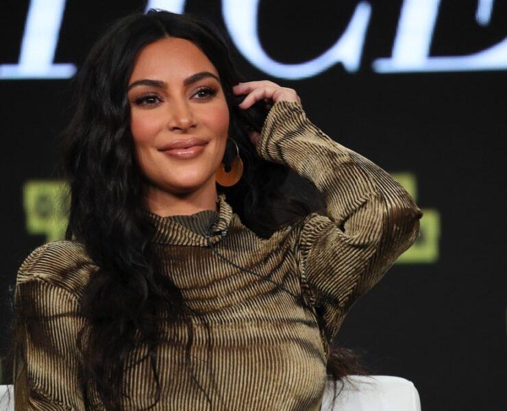 Kim Kardashian 2020 Winter TCA Tour - Day 12