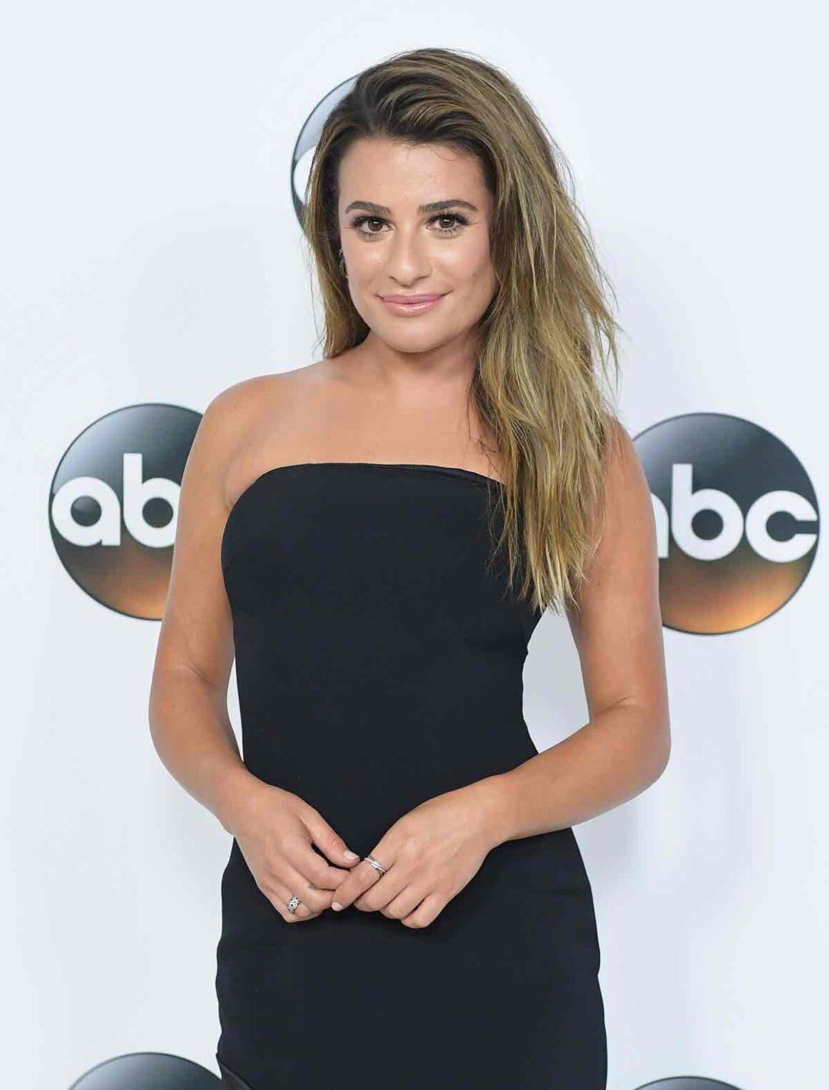 Lea Michele 2017 Summer TCA Tour - Disney ABC Television Group - Arrivals