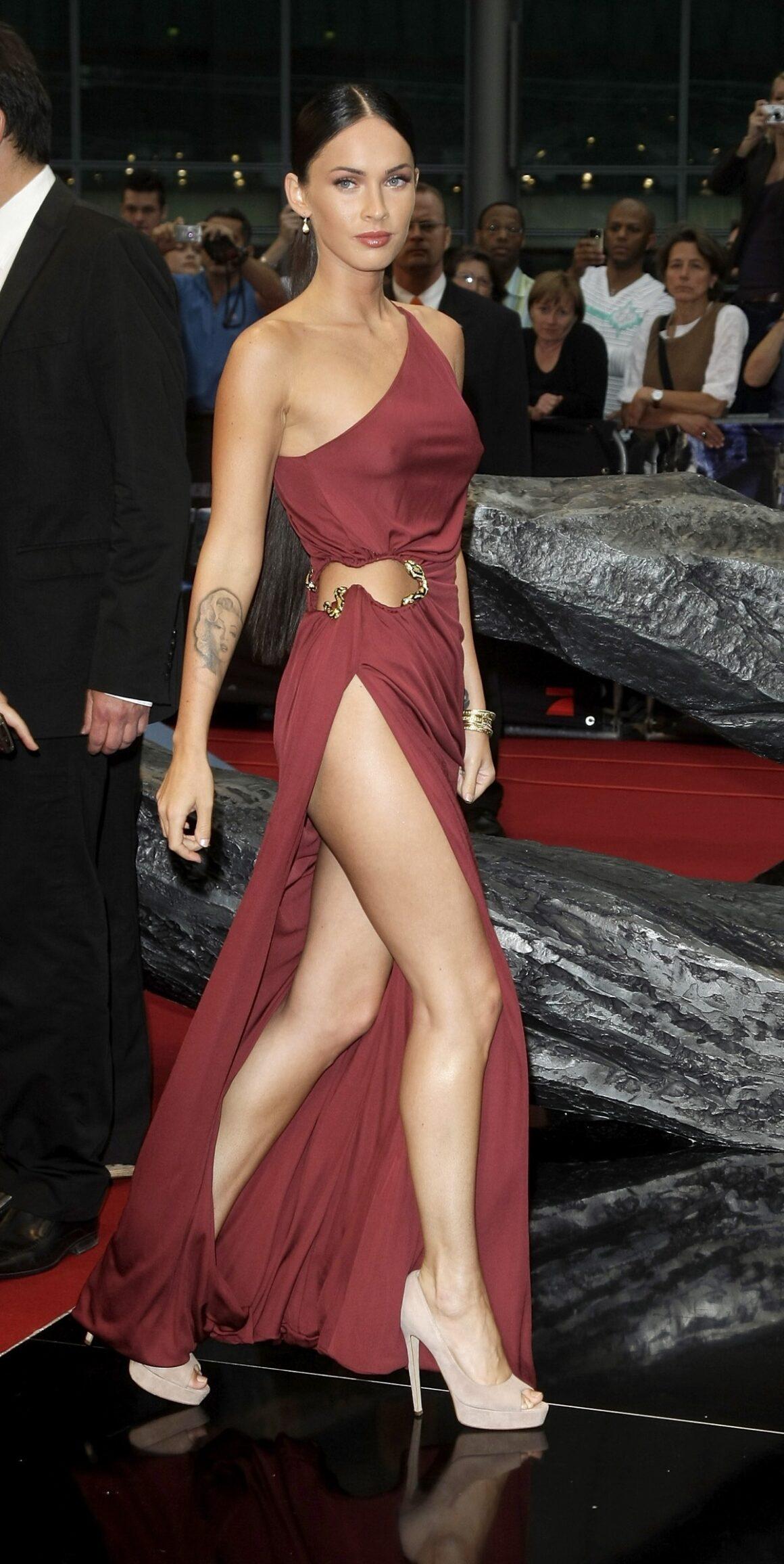 Megan Fox Transformers: Revenge Of The Fallen - Germany Premiere
