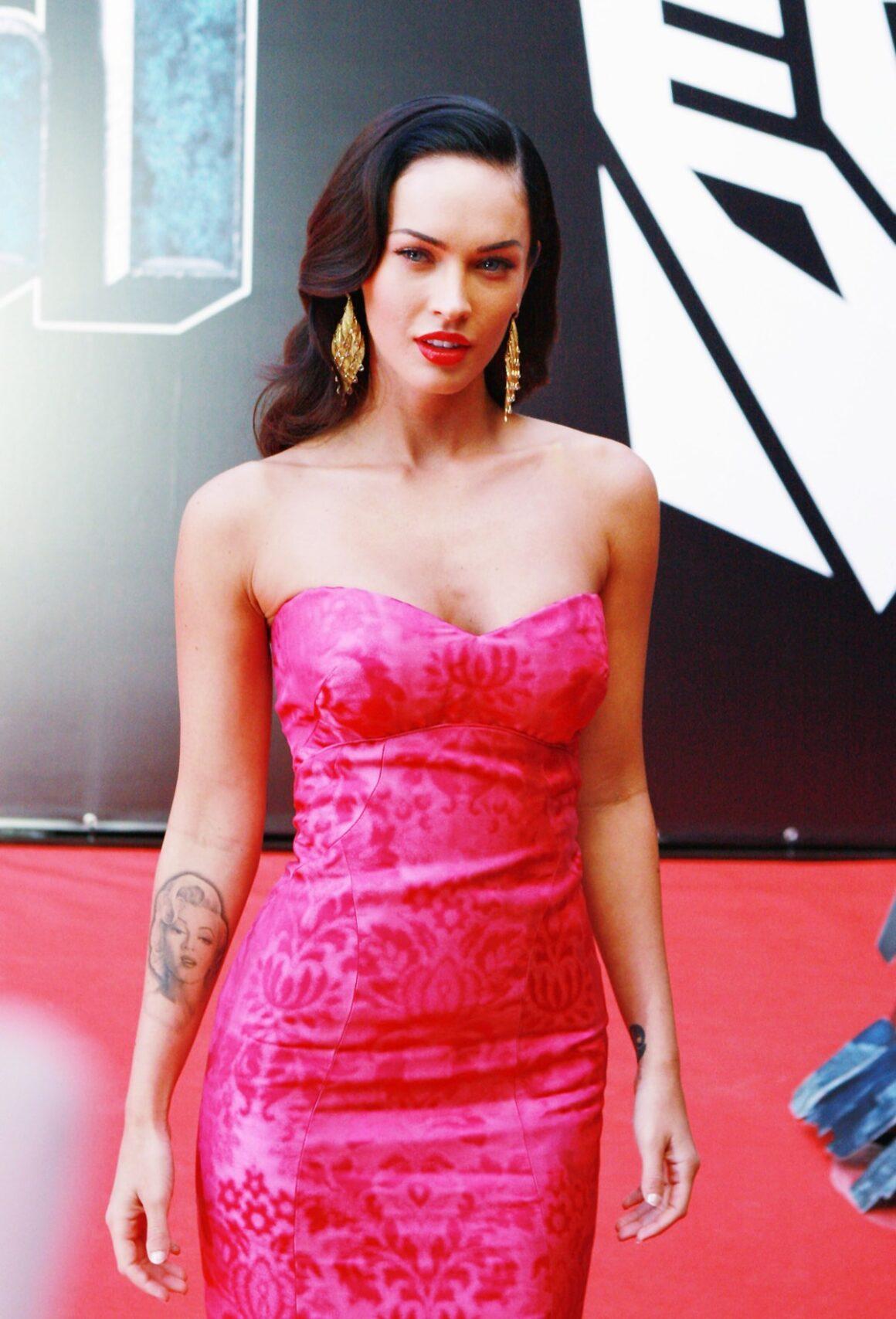 Megan Fox 'Transformers: Revenge Of The Fallen' - Moscow Premiere