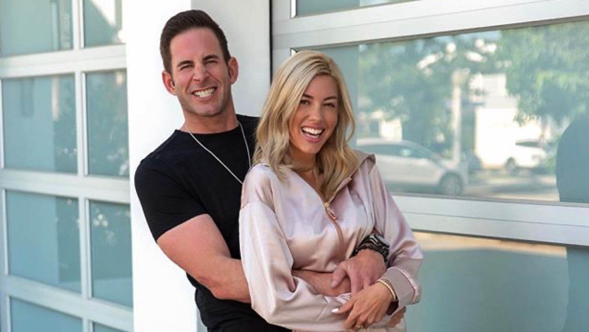 Tarek El Moussa and Heather Rae Young are engaged