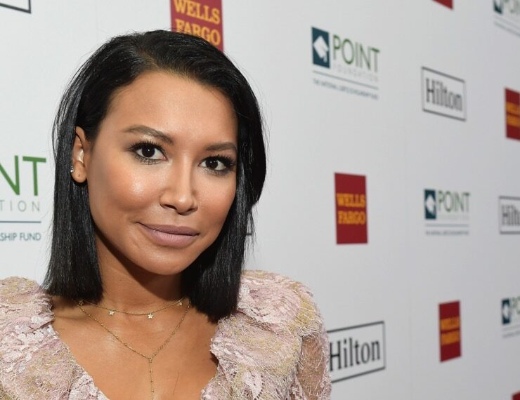 Naya Rivera Point Honors Los Angeles 2017, Benefiting Point Foundation - Red Carpet