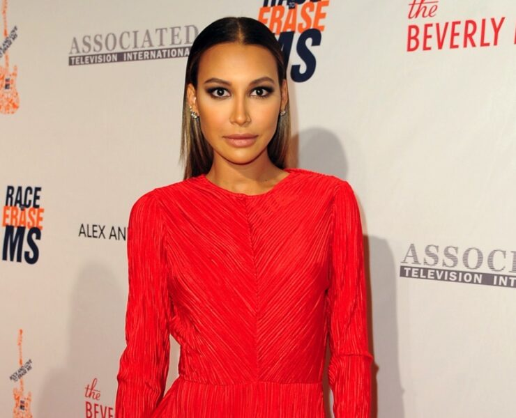 Naya Rivera 23rd Annual Race To Erase MS Gala - Red Carpet