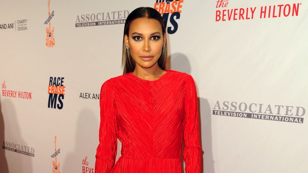 Naya Rivera 23rd Annual Race To Erase MS Gala - Red Carpet