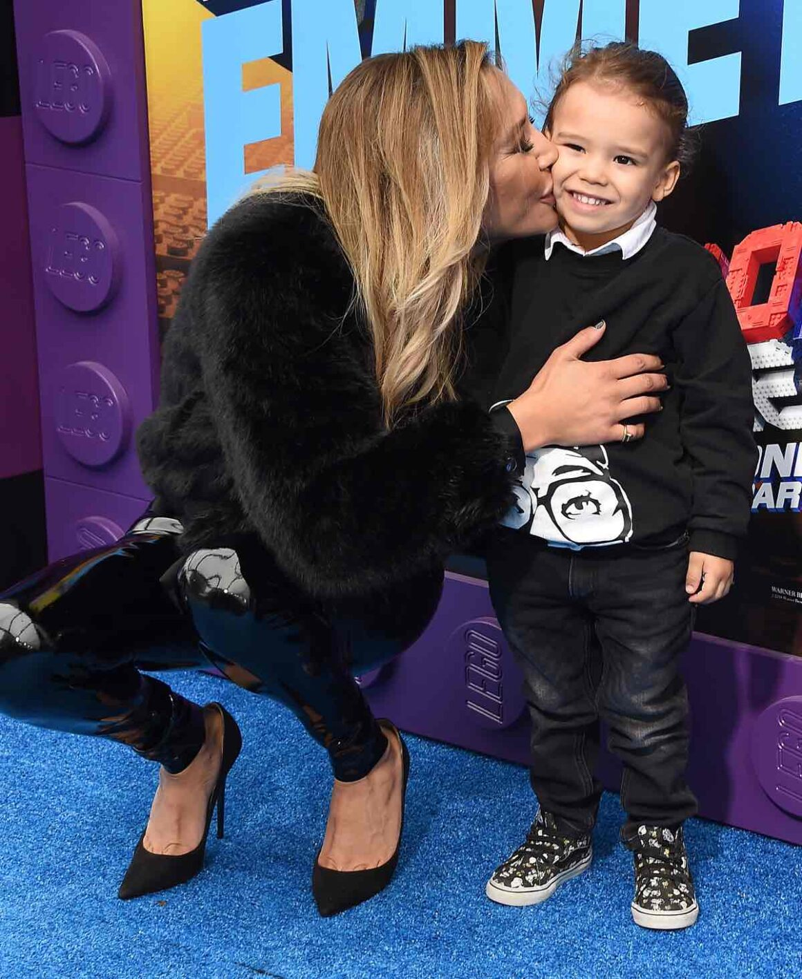 """Naya Rivera Premiere Of Warner Bros. Pictures' """"The Lego Movie 2: The Second Part"""" - Arrivals"""