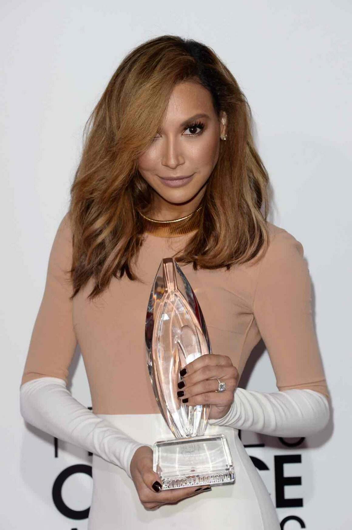 Naya Rivera The 40th Annual People's Choice Awards - Arrivals