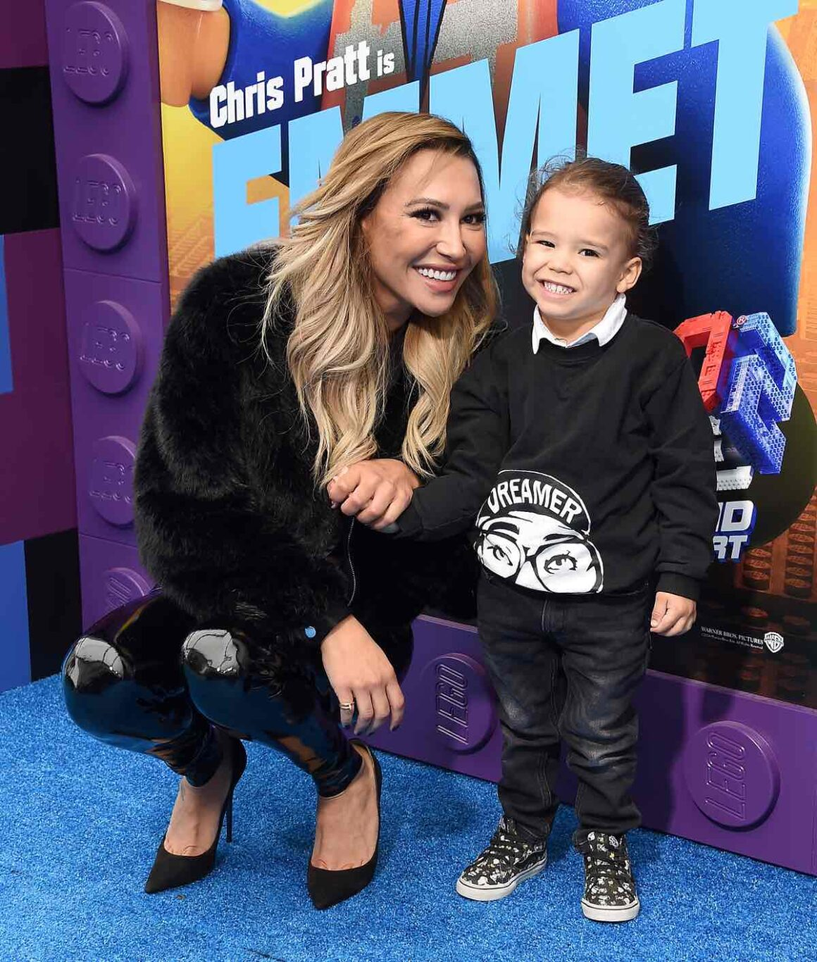 "Naya Rivera Premiere Of Warner Bros. Pictures' ""The Lego Movie 2: The Second Part"" - Arrivals"