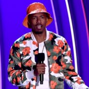 Nick Cannon Nickelodeon Kids' Choice Sports Awards 2015 - Show