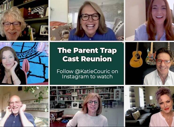 The 'Parent Trap' Reunion