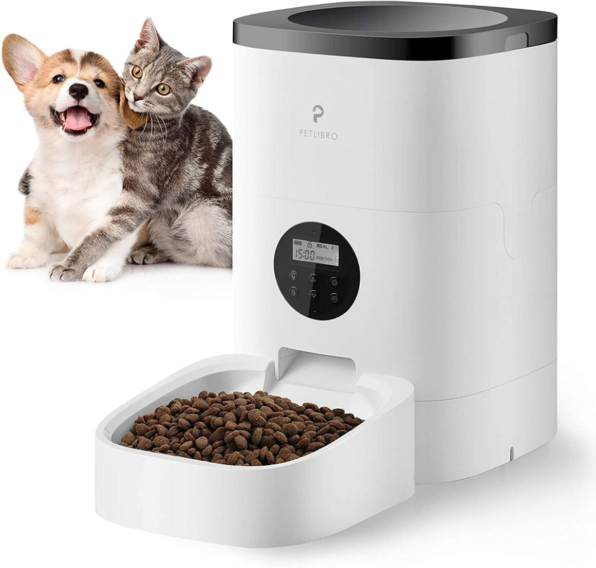 The PetLibro Automatic Pet Feeder