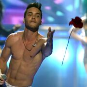 Prince Royce 2015 iHeartRadio Music Festival - Night 2 - Show