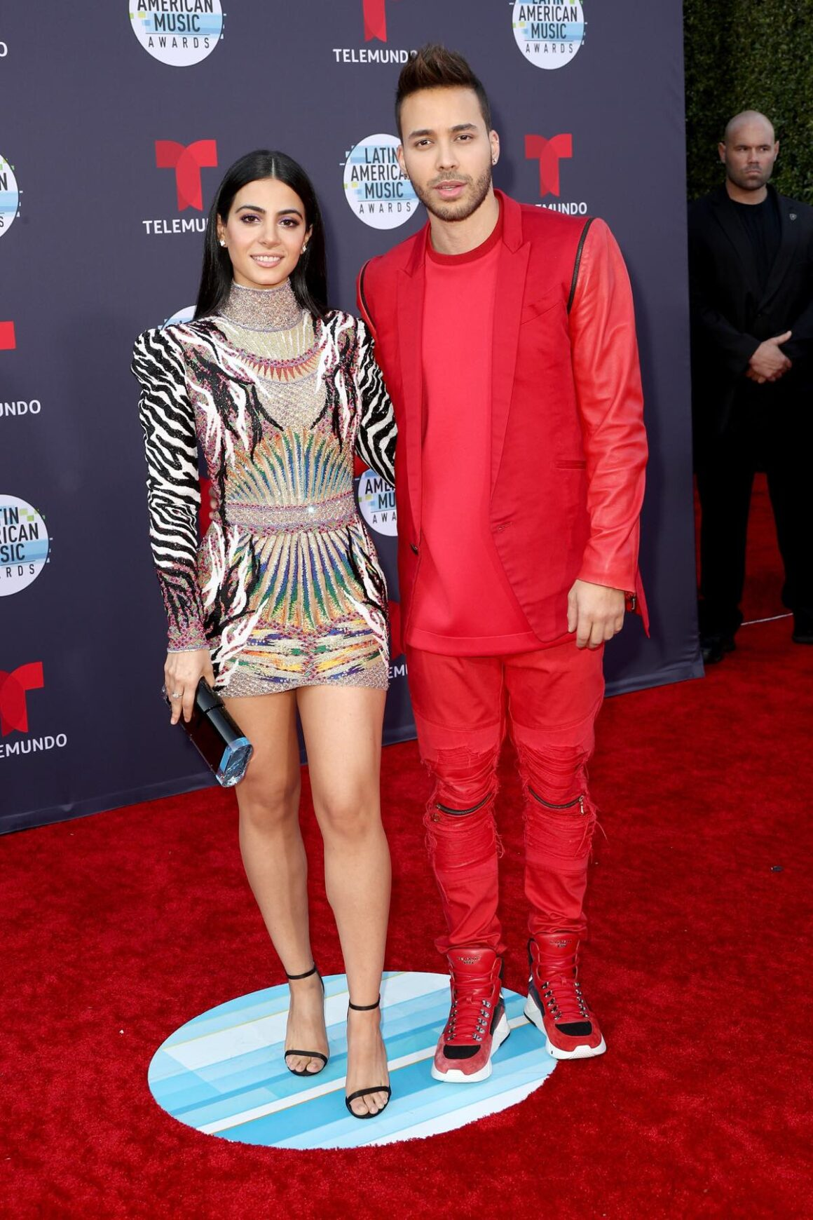 Prince Royce 2018 Latin American Music Awards - Arrivals