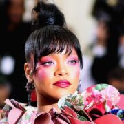 "Rihanna ""Rei Kawakubo/Comme des Garcons: Art Of The In-Between"" Costume Institute Gala - Arrivals"