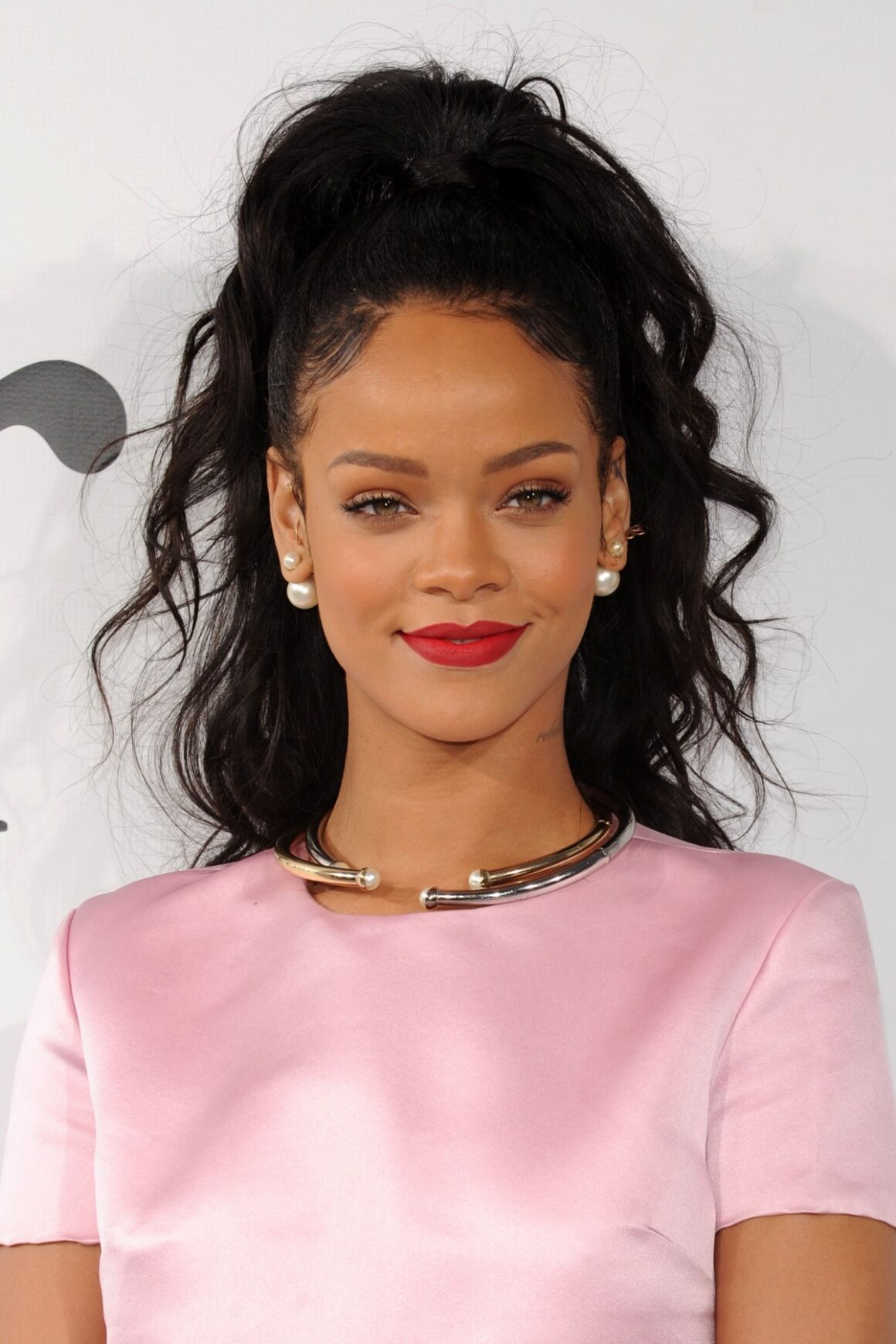 Rihanna Christian Dior Cruise 2015 Show In New York City