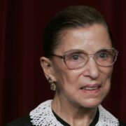 "Supreme Court Justice Ruth Bader Ginsburg Supreme Court Justices Pose For ""Class Photo"""