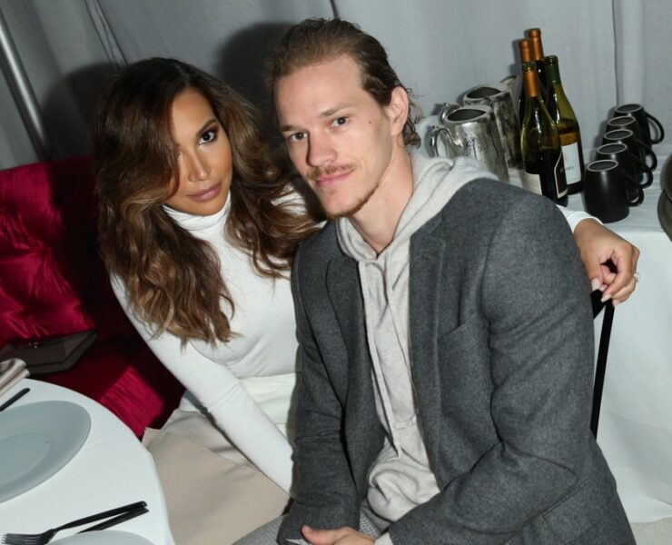 Naya Rivera and Ryan Dorsey March Of Dimes Celebration Of Babies Luncheon Honoring Jessica Alba