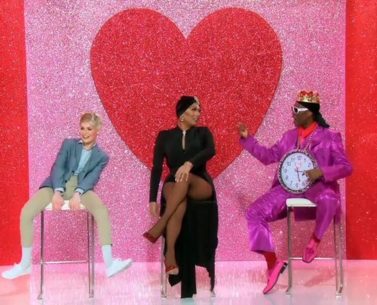 Snatch Game of Love