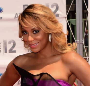 Tamar Braxton 2012 BET Awards - Arrivals