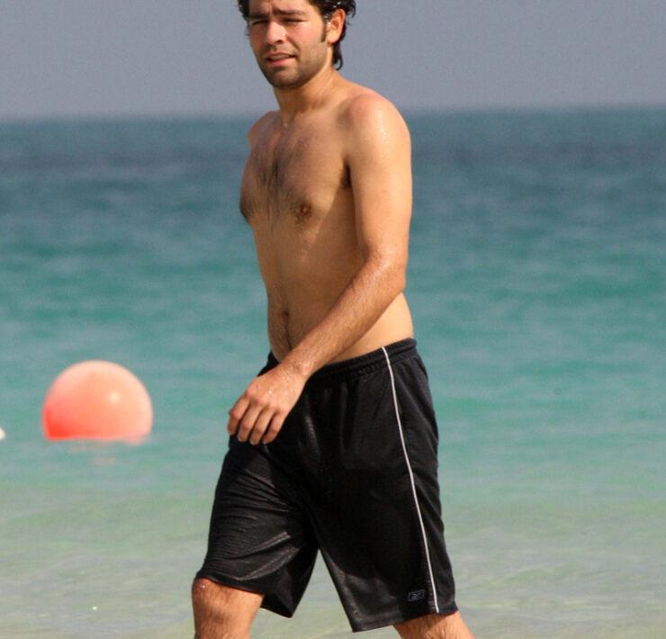 2011 Shirtless Male Celebrity Photo Roundup