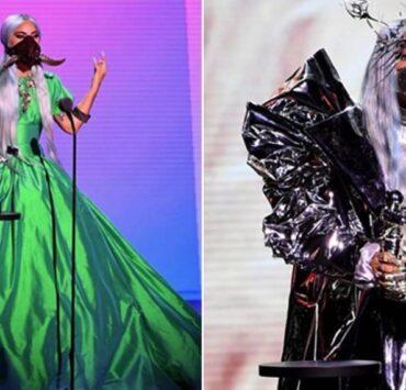 Lady Gaga 2020 MTV VMAs