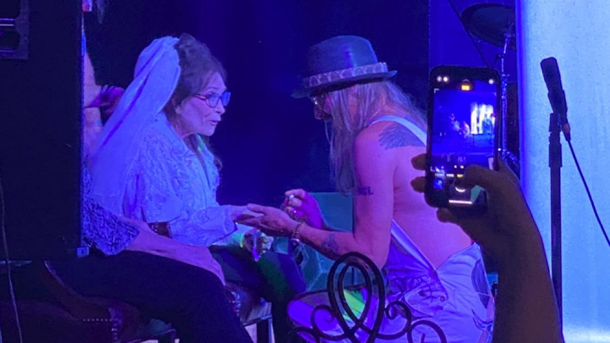 Kid Rock & Country Icon Loretta Lynn Get 'Married' In Surprise Wedding
