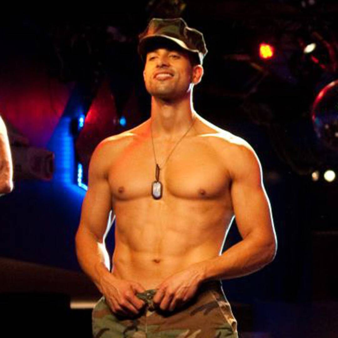 Adam Rodriguez Magic Mike
