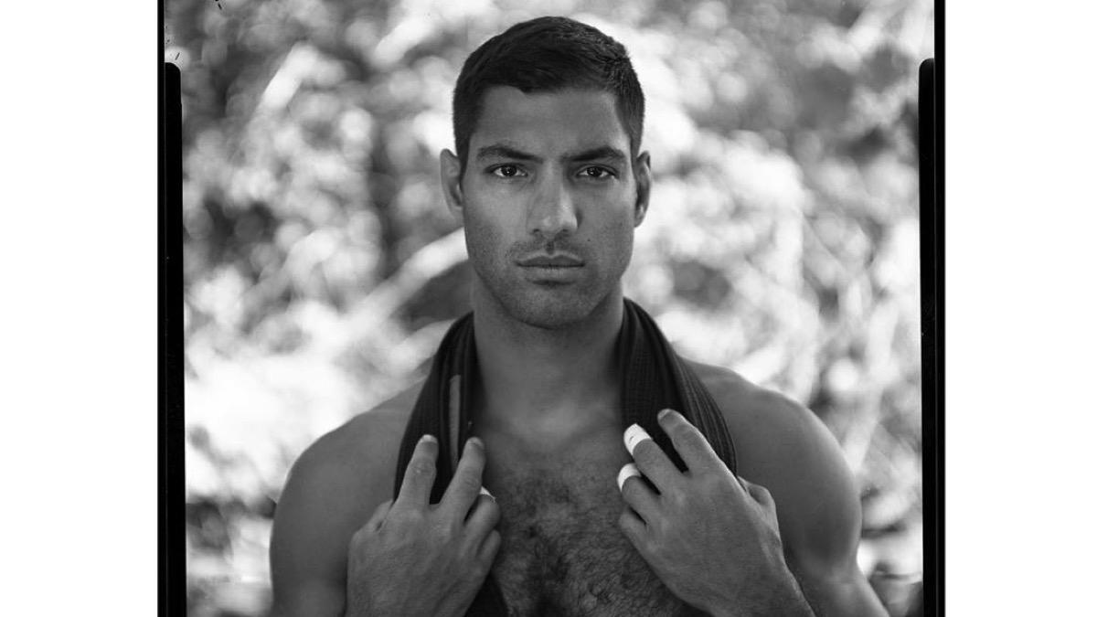 Model Adrian Jimenez
