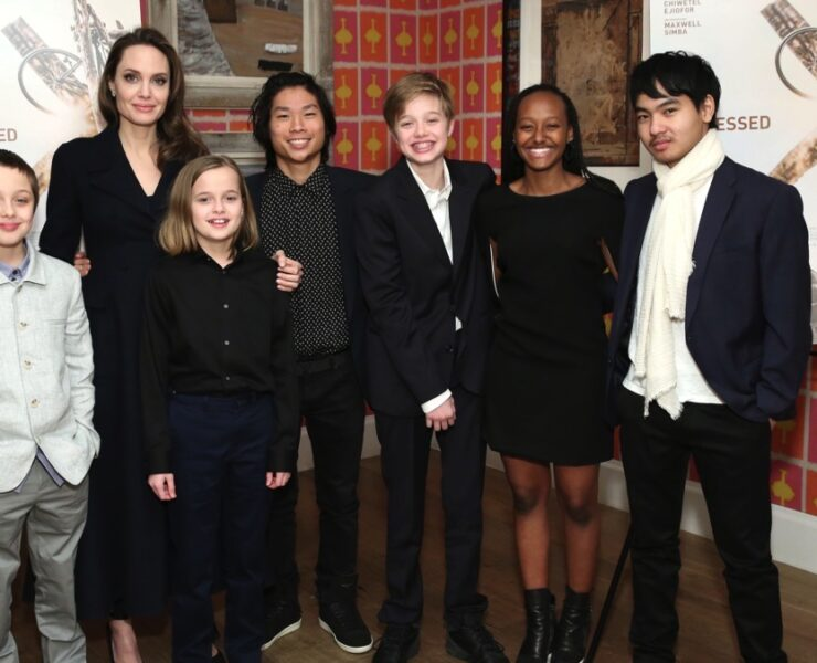 "Angelina Jolie ""The Boy Who Harnessed The Wind"" Special Screening, Hosted by Angelina Jolie"
