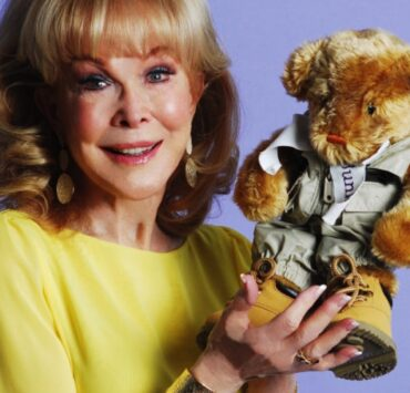 Barbara Eden for Kid's Beating Cancer