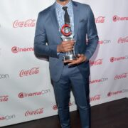 Chadwick Boseman CinemaCon 2014 - The CinemaCon Big Screen Achievement Awards Brought To You By The Coca-Cola Company