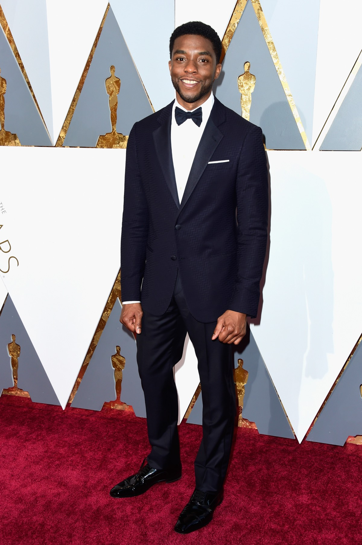 Chadwick Boseman 88th Annual Academy Awards - Arrivals