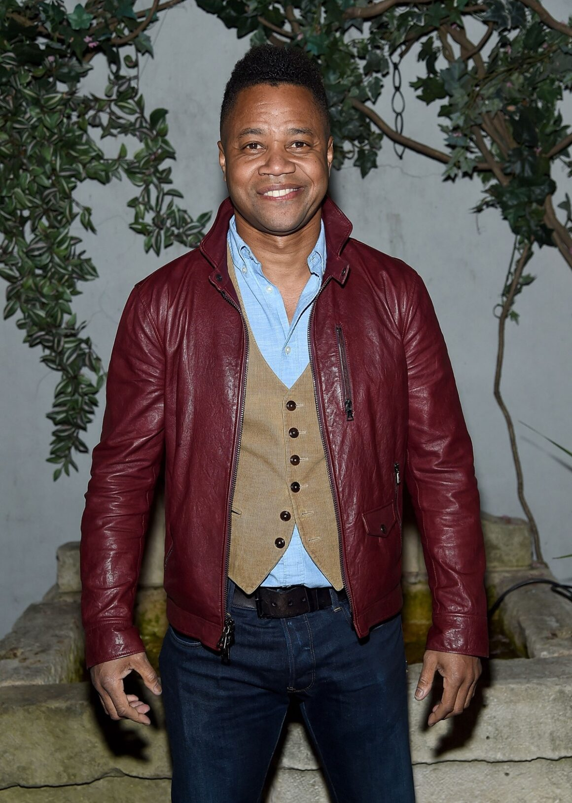 "Cuba Gooding Jr. The Cinema Society Hosts A Screening Of Sony Pictures Classics' ""Paris Can Wait""- After Party"