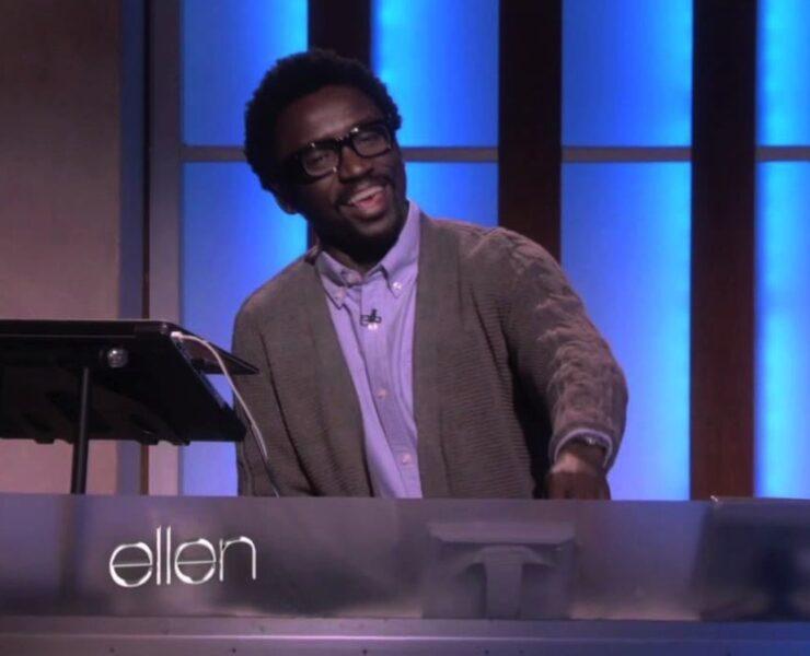 Former Ellen DeGeneres Show DJ Tony Okungbowa