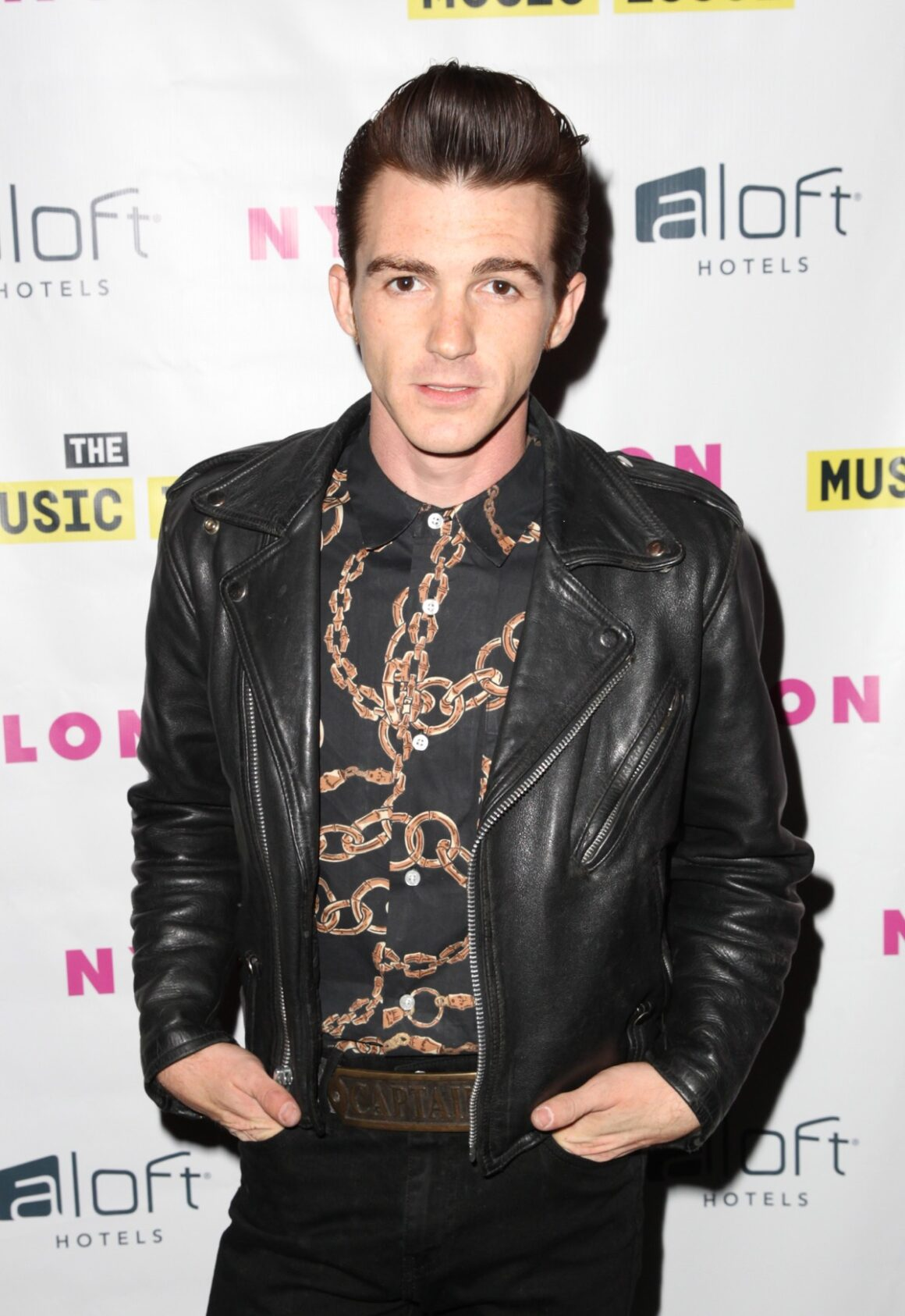 Drake Bell NYLON x Aloft Hotels Celebrate The Music Issue With Cover Star HAIM