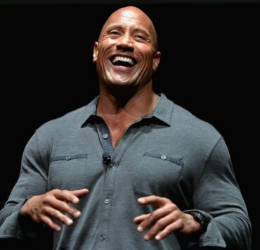 Dwayne Johnson CinemaCon 2014 - CinemaCon 2014 Off And Running: Opening Night Studio Presentation From Paramount Pictures