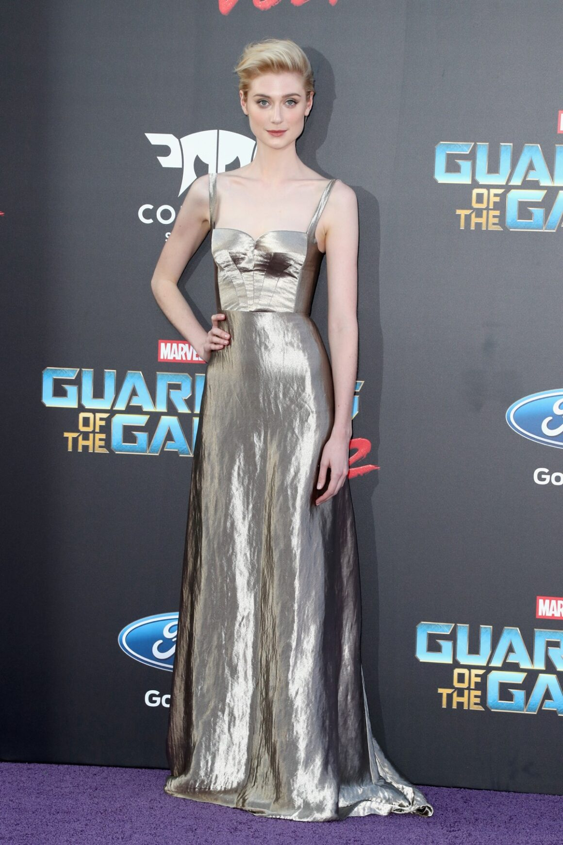 "Elizabeth Debicki Premiere Of Disney And Marvel's ""Guardians Of The Galaxy Vol. 2"" - Arrivals"