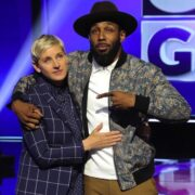 Ellen DeGeneres and Twitch