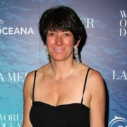 Ghislaine Maxwell La Mer and Oceana Party for World Ocean Day 2008
