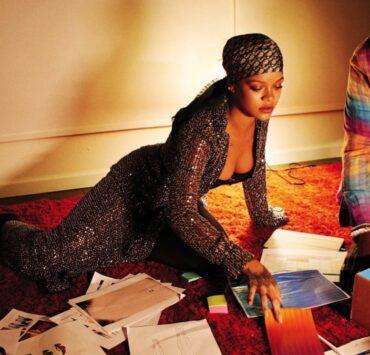Rihanna for the September 2020 Issue of Harper's Bazaar