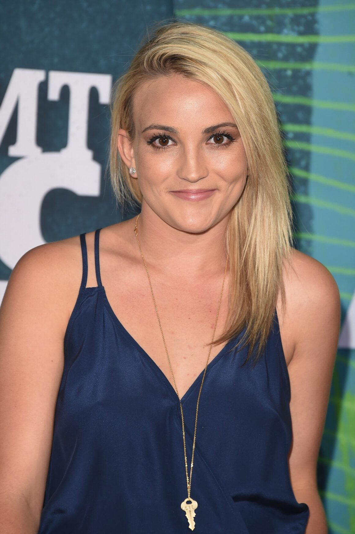 Jamie Lynn Spears 2015 CMT Music Awards - Arrivals