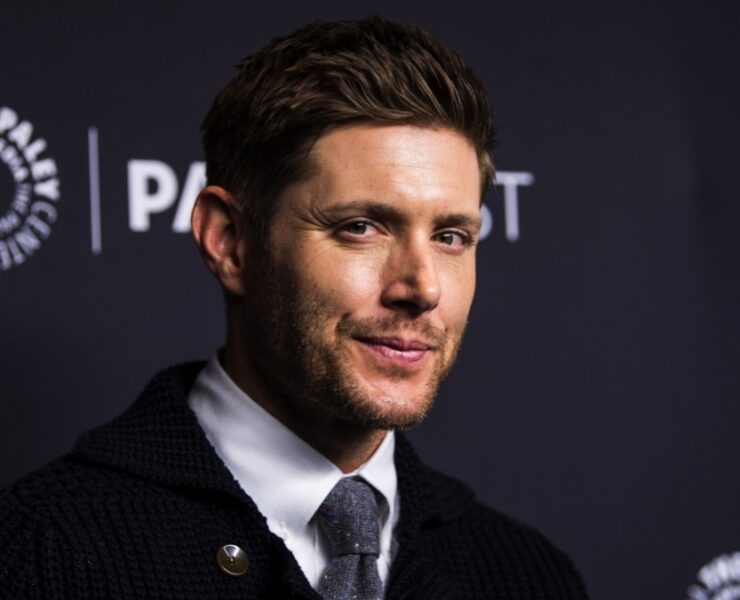 """Jensen Ackles The Paley Center For Media's 35th Annual PaleyFest Los Angeles - """"Supernatural"""" - Arrivals"""