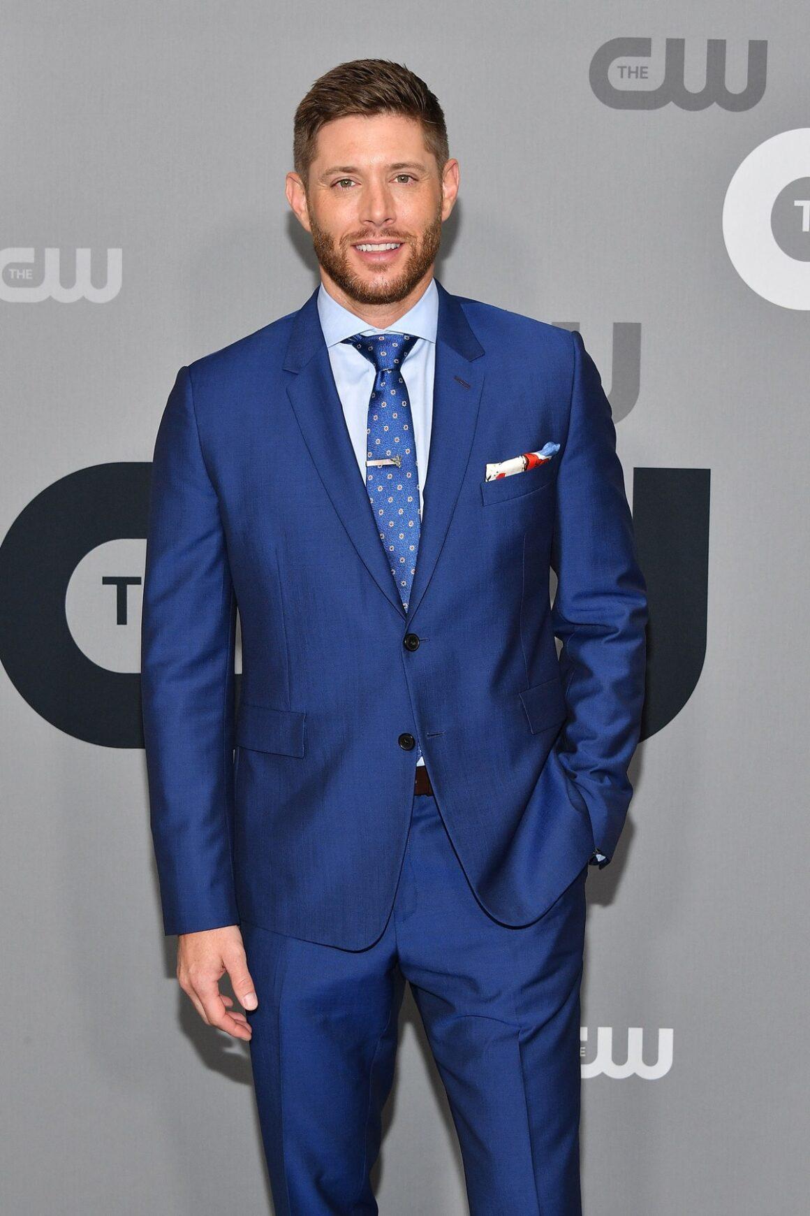 Jensen Ackles 2018 CW Network Upfront