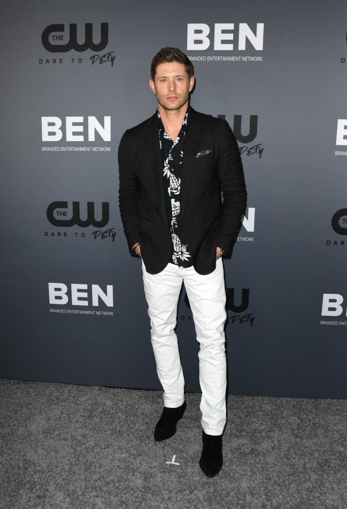 Jensen Ackles The CW's Summer TCA All-Star Party - Arrivals