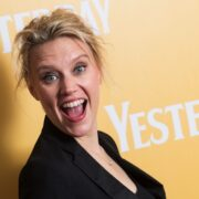 Kate McKinnon Yesterday Special Screening In Gorleston