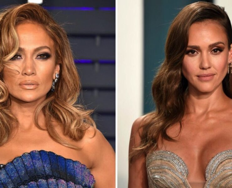 Jennifer Lopez and Jessica Alba
